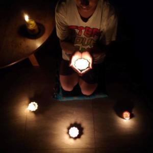 光を灯すインド