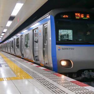 11月30日相鉄線ダイヤ改正!相鉄JR直通線開業と通勤特急ほか新種別の導入