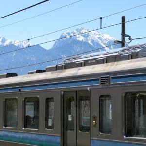 JR中央本線 長坂駅~南アルプスの見える駅~/訪問記・画像・スタンプ