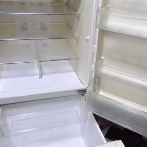 冷蔵庫の整理収納レッスンに伺いました