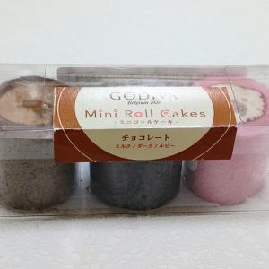 ゴディバ ミニロールケーキ (チョコレート)
