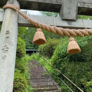 ニギハヤヒ様 〜福岡県 須賀神社〜