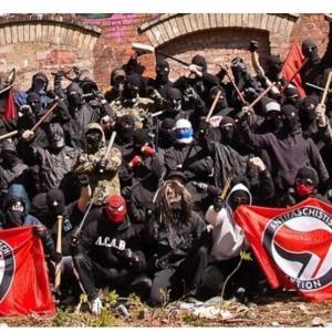 ANTIFA(アンティファ)というテロ組織と日本の立憲民主党・共産党との関わり