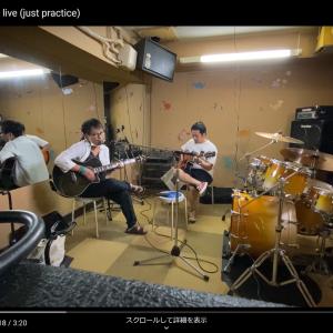 Unplugged studio live