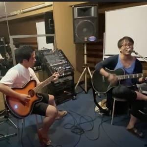 Unplugged studio live day2