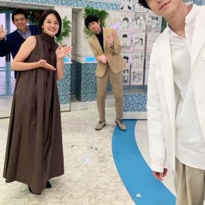 俺たちの菅波、あさイチに出演するの巻🌈連続テレビ小説「おかえりモネ」