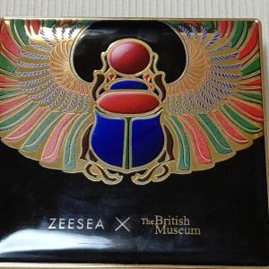 ZEESEAを使ったピンクブラウンメイク