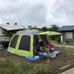 涼しいキャンプ場⛺️電源付き🔌オートキャンプサイト