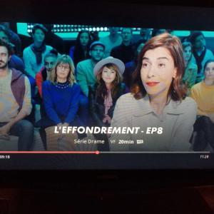 友人がフランスTVで私を発見!/ 環境選びは最重要事項