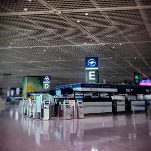 日本からフランスの空港での検疫の実態