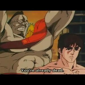 【韓国の反応】北斗の拳「お前はもう死んでいる」韓国人「安倍のことかな」