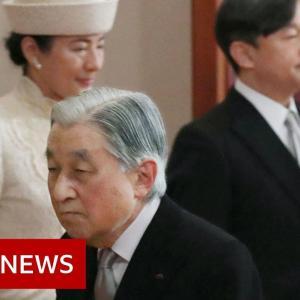 【海外の反応】即位礼正殿の儀の前に!平成の終わり、天皇陛下の退位に対する海外の反応は!?