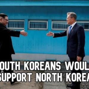 【海外の反応】海外「韓国人は日本と北が戦争したら北に味方するらしいぞ」