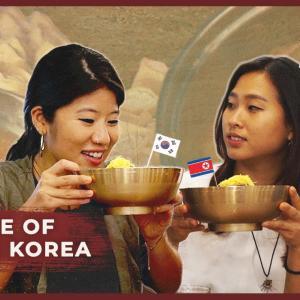 【海外の反応】脱北者の女性が韓国人女性と北朝鮮料理をシェア。その感想は?