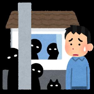 【悲報】寝ようとしてるのに窓の外に女の顔ヒョコッヒョコってなる奴w