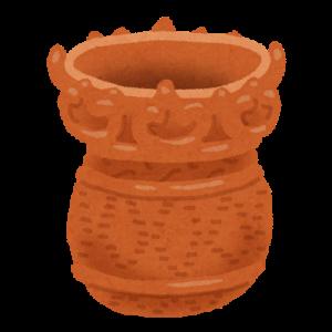 先生「縄文時代は1万年ぐらい土器を作ってました」ワイ「はえ~…すっごい…」