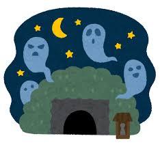 幽霊が見えるって人は嘘つきか気のせいだと思ってる