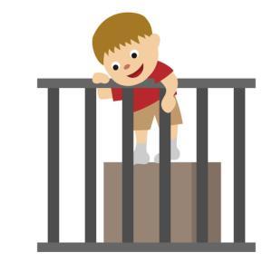【元虐待児が考察】子どもはなぜベランダから転落するのか?5つの原因