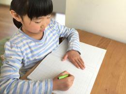 【小学校受験ペーパーテスト数量】プリントに書きこみ(数字など)をしていいの?