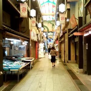 新型コロナウィルスの影響で京都繁華街壊滅
