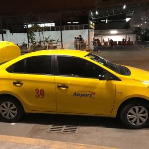 本当に高い? 実証! 黄色の空港タクシーに乗ってみた。意外な結果に!?