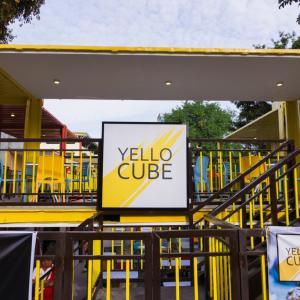 【YelloCube Food Hub】フォトジェニックなセブ島小規模屋台村