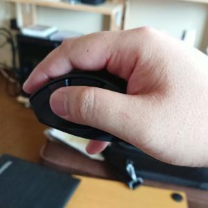 5つボタンのBluetoothマウスを試してみる
