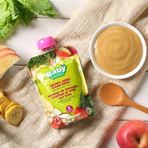 スウェーデンの離乳食は生後4ヶ月から開始、飲むお粥とは?歯が生えたら?【Gröt o Välling】