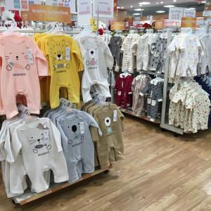 赤ちゃん用品売り場