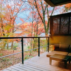 初冬を贅沢に愉しむ!「星のや 軽井沢」さんの限定プラン。
