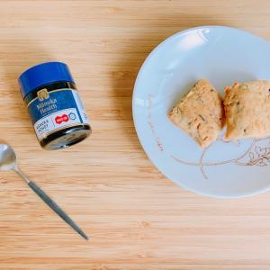 【お料理】とても簡単!免疫力を高める、ヘルシー朝ごパン。