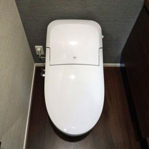 住友林業の推奨仕様トイレ 掃除が簡単で綺麗長持ち!