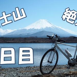 大学生による自分探しの自転車一人旅 9日目 富士吉田→富士宮