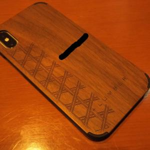おしゃれな「Hacoa」の木製スマホケース