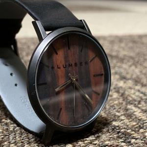 「Hacoa」の木製腕時計 大学生におすすめのアイテムです。