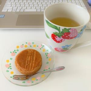 本日の朝食*在宅勤務日