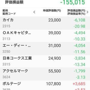 株(10/7~10/11)-13,663