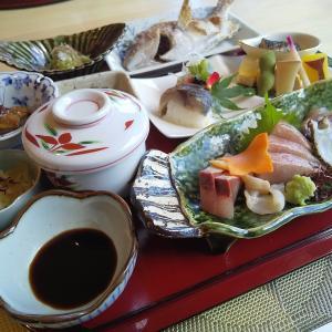 自然豊かな非日常で料理を堪能 粋な屋 坂本@七尾市