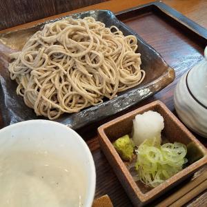 【番外編】蕎麦の旅⑤ 香り蕎麦 亀平@金沢市
