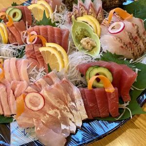 本マグロ・ノドグロと聞いていたが、さらに高級魚!! かもめ食堂@七尾市
