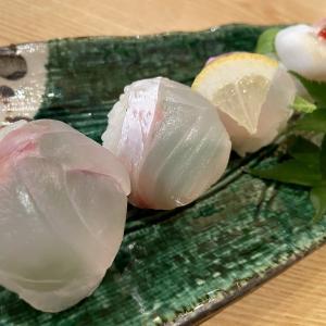 またまた釣り物の高級魚をいただき かもめ食堂@七尾市