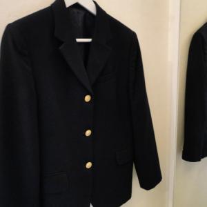 国立小受験と中学受験ママのスーツ