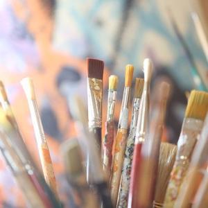 ✨ 私は画家 ✨