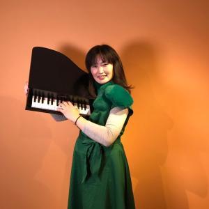 トイピアノ2台弾きコンサート 23日です♪