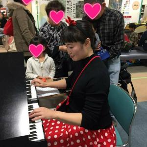 老若男女、誰でも楽しい トイピアノ2台弾き♡