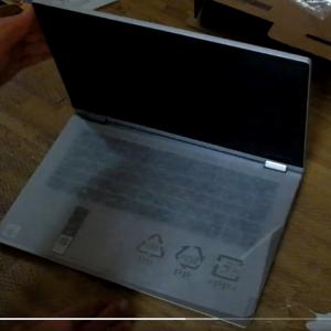 Lenovoのノートパソコン C340を買いました。ー中編ー