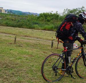 リュックをやめてバイクパッキングでサイクリング