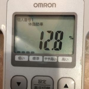 体脂肪率1桁を目指してサイクリング(2日目)