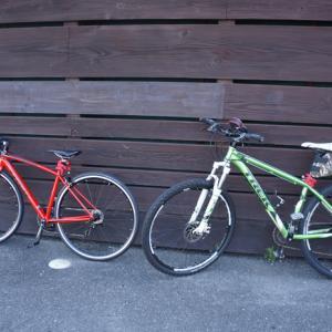 新しい自転車を買いました。トレックエモンダALR4。