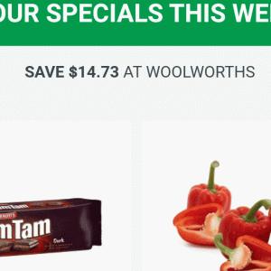 【ニュース】TimTam半額($1.82)セール、ウールワースで14/Jun/2020まで